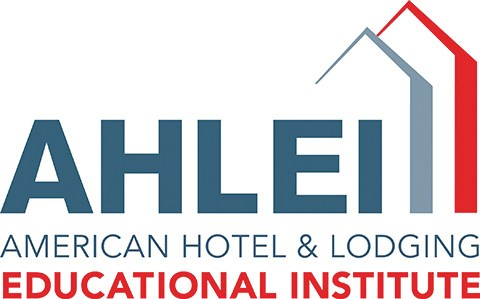 Logo for the American Hotel and Lodging Association