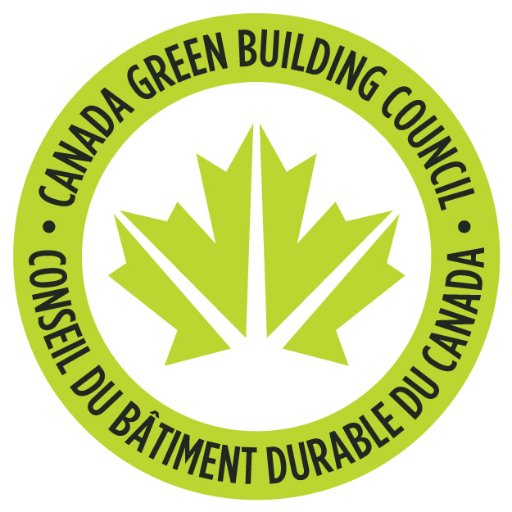 Logo for the Canadian Green Building Council.