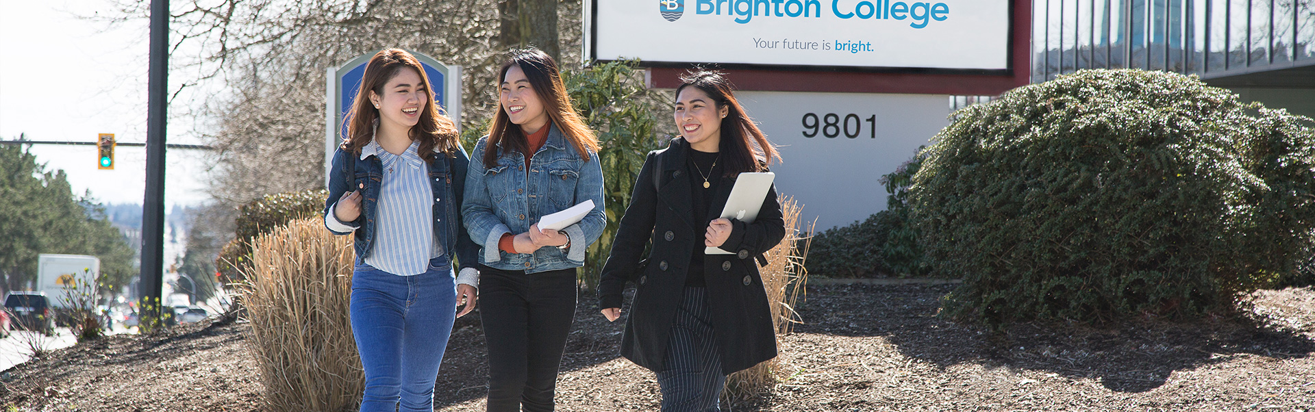 Brighton College has two conveniently located campuses in the hearts of Burnaby and Surrey.