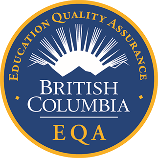 BC Education Quality Assurance represents quality education as a recognizable standard.