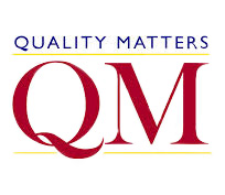 Quality Matters is a course quality assurance organization for online courses.