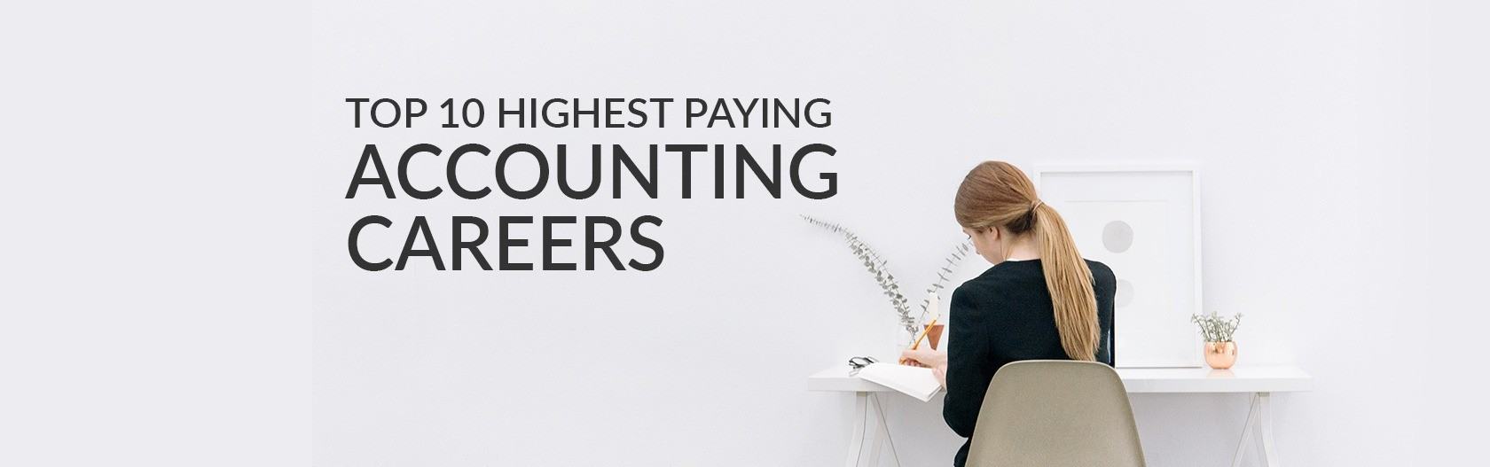 Top 10 Highest Paying Accounting Careers