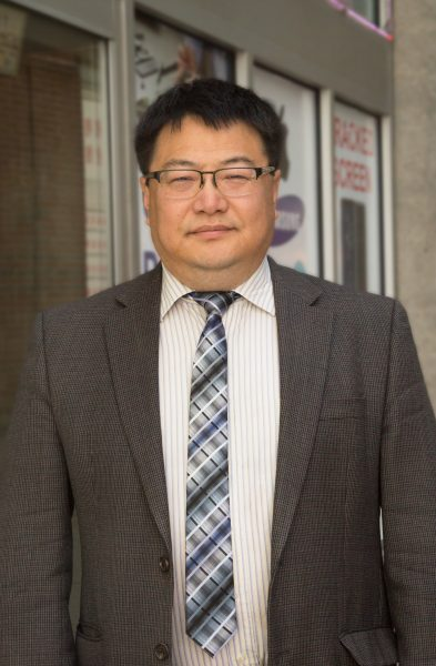 Brighton College President Patrick Zhao