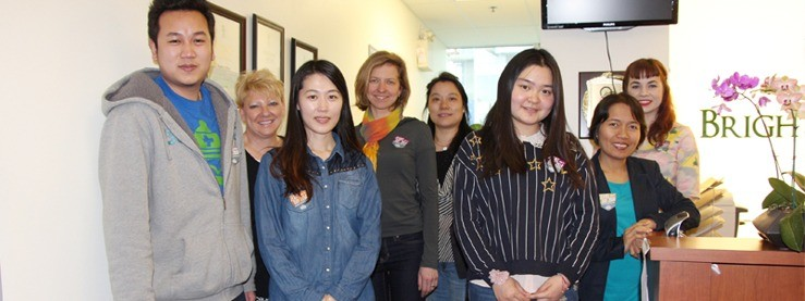 Brighton College Staff & Students on Jeans Day